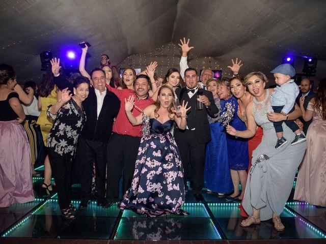 La boda de Javier y Aimee en Guadalajara, Jalisco 61