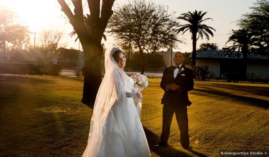 La boda de James y Elizabeth en Mexicali, Baja California