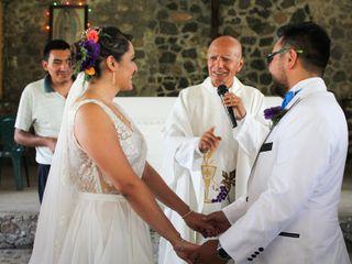 La boda de Ileana y Eder 3