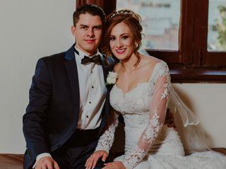 La boda de Jade y Carlos