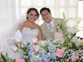 La boda de Marysol y Victor Manuel