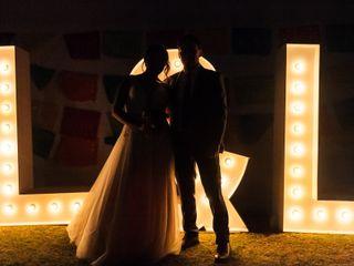 La boda de Lizz y Luis