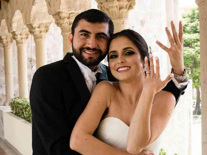 La boda de Fer y Nacho