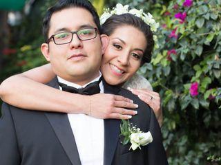 La boda de Diana y Saul