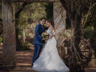 La boda de Karla y Quintín