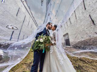 La boda de Adriana y Salvador