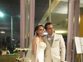 La boda de Adrian y Leslie 1