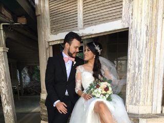 La boda de Santiago y Daniela 3