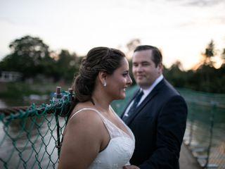 La boda de Montse y Steven 1
