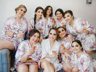 La boda de Lupita y Ricardo 1