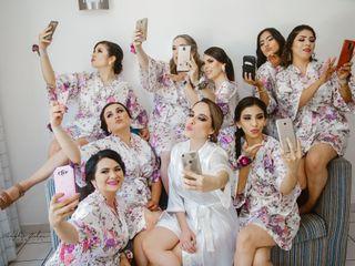 La boda de Lupita y Ricardo 2