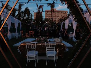 La boda de Libna  y Roger  1