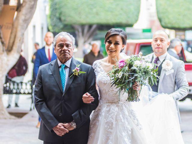 La boda de Salvador y Adriana en Querétaro, Querétaro 6