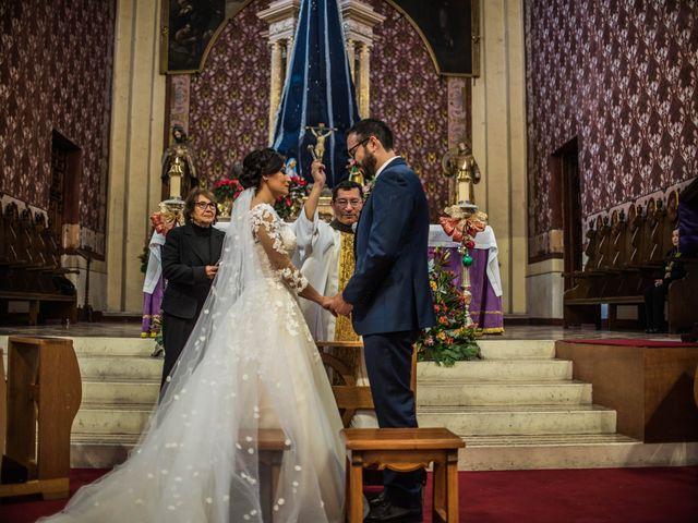 La boda de Salvador y Adriana en Querétaro, Querétaro 9