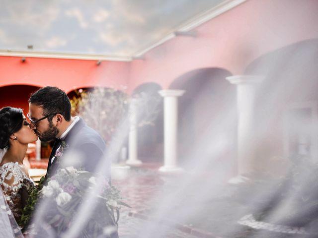 La boda de Salvador y Adriana en Querétaro, Querétaro 1