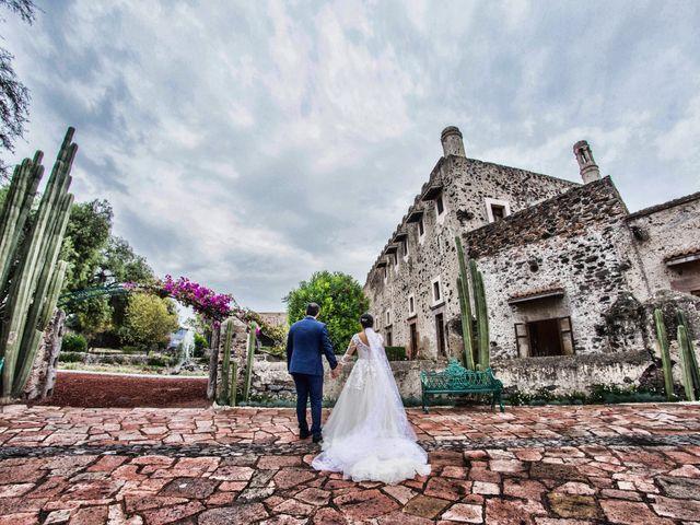 La boda de Salvador y Adriana en Querétaro, Querétaro 14