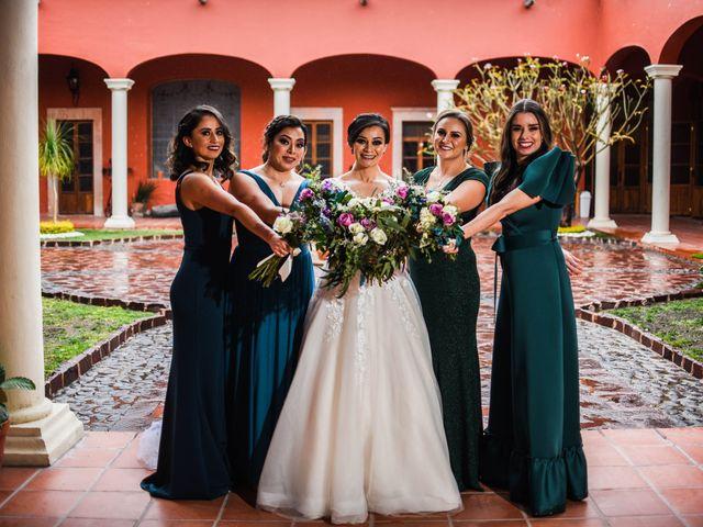 La boda de Salvador y Adriana en Querétaro, Querétaro 18