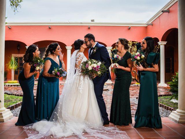 La boda de Salvador y Adriana en Querétaro, Querétaro 19