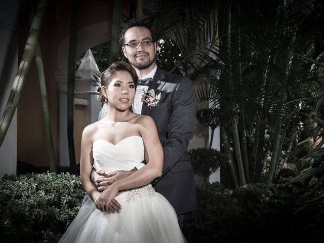 La boda de Iyali y Julio