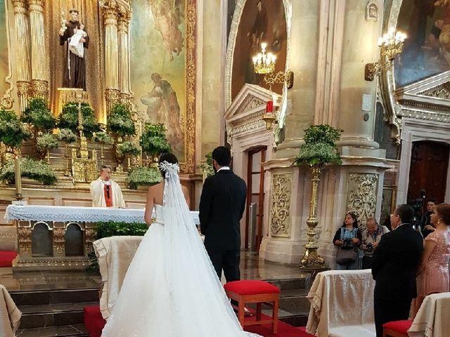 La boda de Nacho y Fer en Aguascalientes, Aguascalientes 10