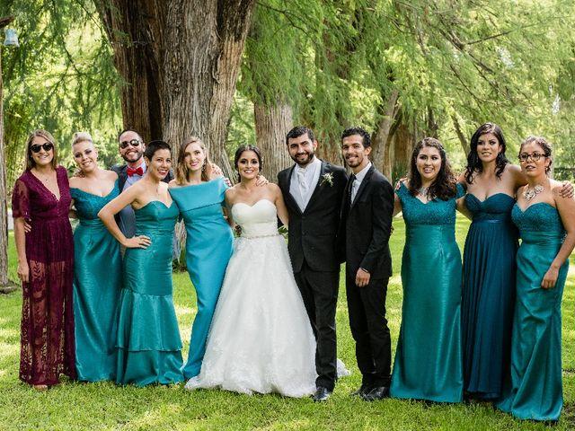 La boda de Nacho y Fer en Aguascalientes, Aguascalientes 45