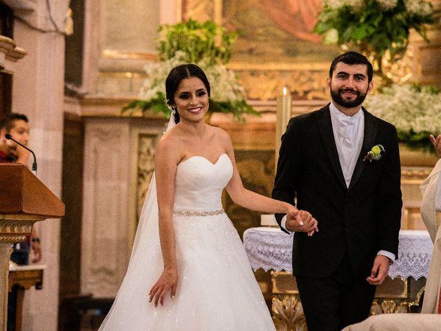 La boda de Nacho y Fer en Aguascalientes, Aguascalientes 65