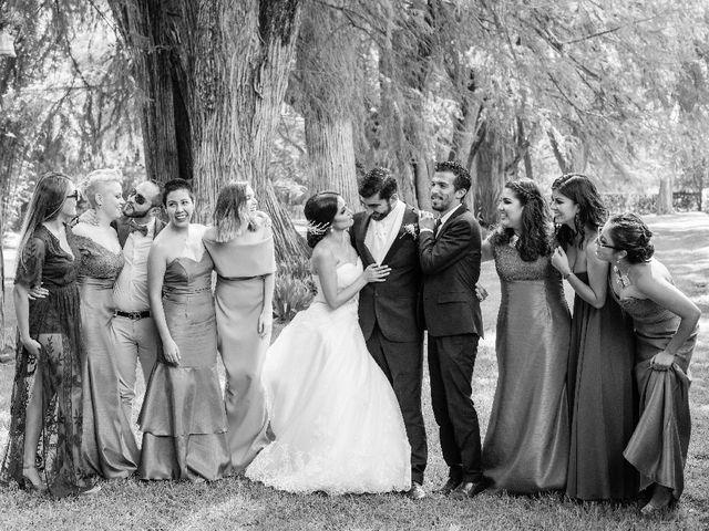 La boda de Nacho y Fer en Aguascalientes, Aguascalientes 78