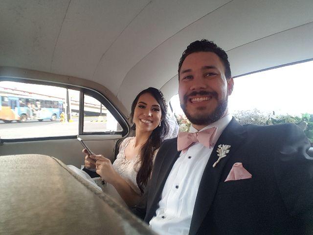 La boda de Santiago y Daniela