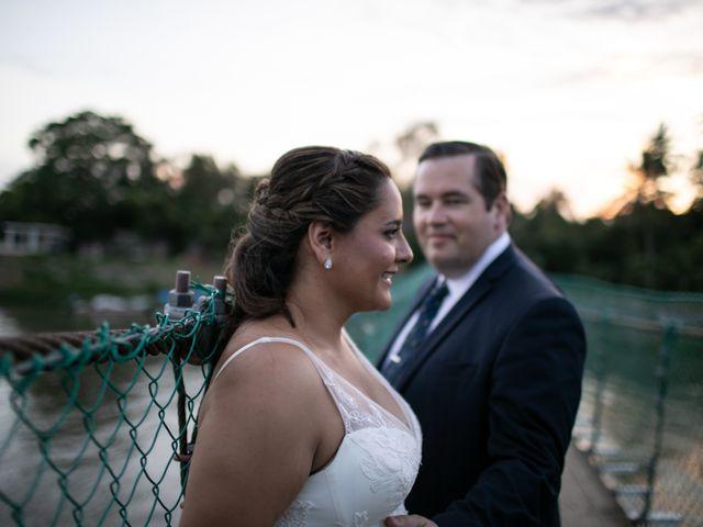 La boda de Steven y Montse en Boca del Río, Veracruz 1