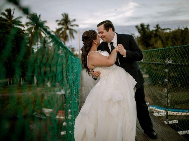 La boda de Steven y Montse en Boca del Río, Veracruz 3