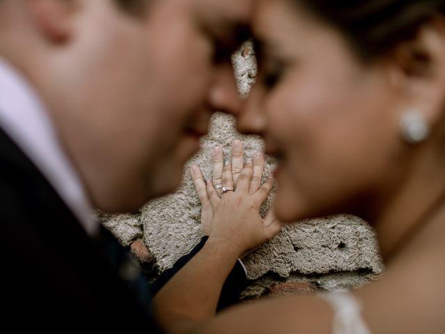 La boda de Steven y Montse en Boca del Río, Veracruz 4