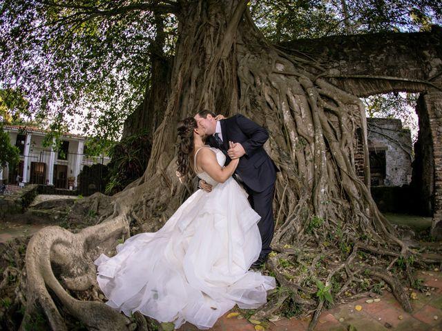 La boda de Steven y Montse en Boca del Río, Veracruz 8