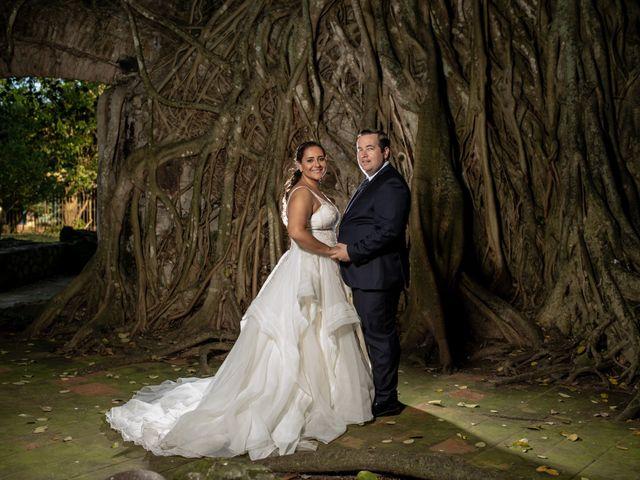 La boda de Steven y Montse en Boca del Río, Veracruz 10