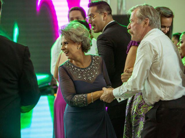La boda de Steven y Montse en Boca del Río, Veracruz 27