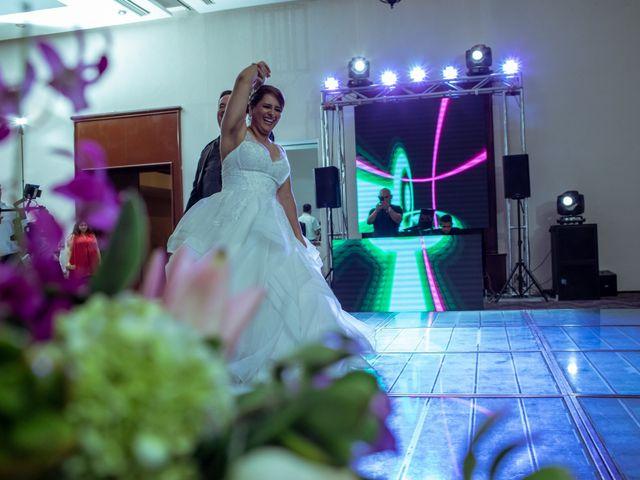 La boda de Steven y Montse en Boca del Río, Veracruz 28