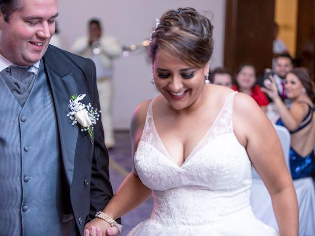 La boda de Steven y Montse en Boca del Río, Veracruz 33