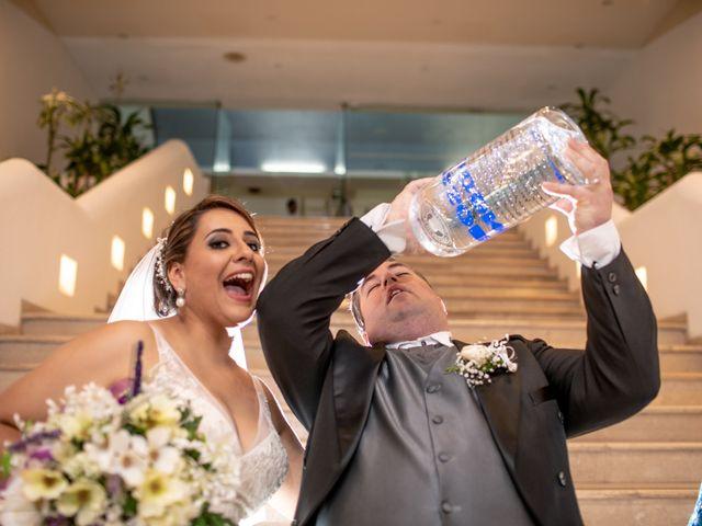 La boda de Steven y Montse en Boca del Río, Veracruz 35