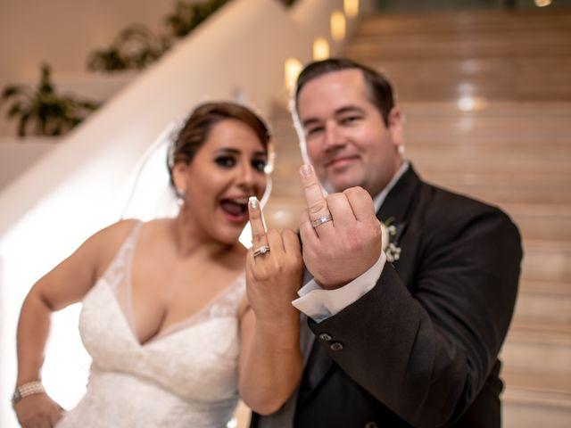 La boda de Montse y Steven