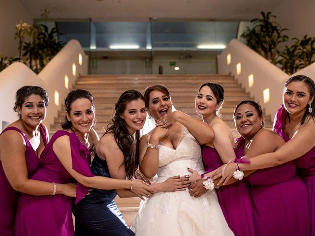 La boda de Steven y Montse en Boca del Río, Veracruz 40