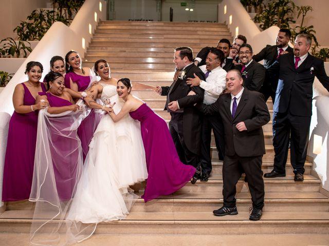 La boda de Steven y Montse en Boca del Río, Veracruz 41