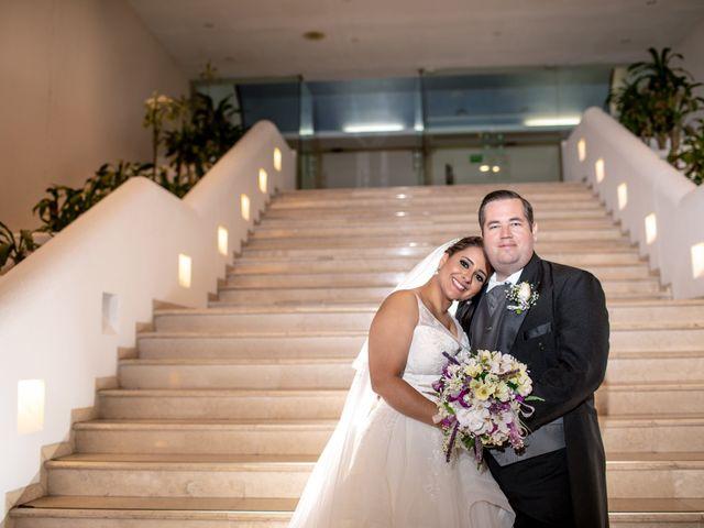 La boda de Steven y Montse en Boca del Río, Veracruz 43