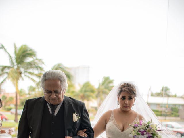 La boda de Steven y Montse en Boca del Río, Veracruz 53