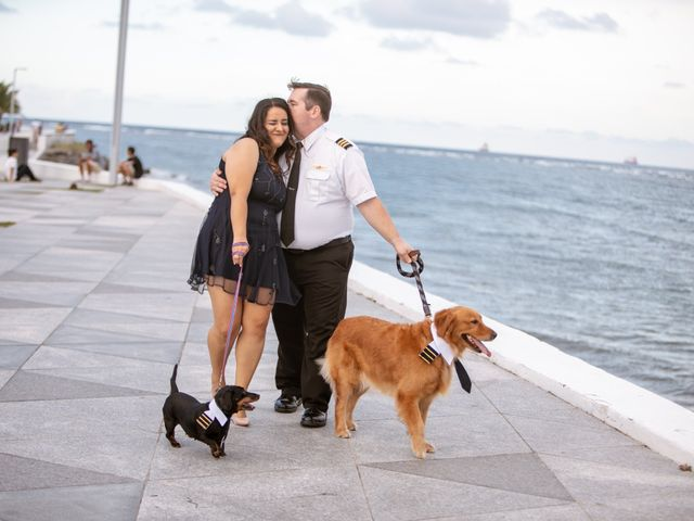 La boda de Steven y Montse en Boca del Río, Veracruz 75