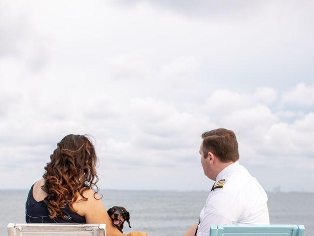 La boda de Steven y Montse en Boca del Río, Veracruz 77