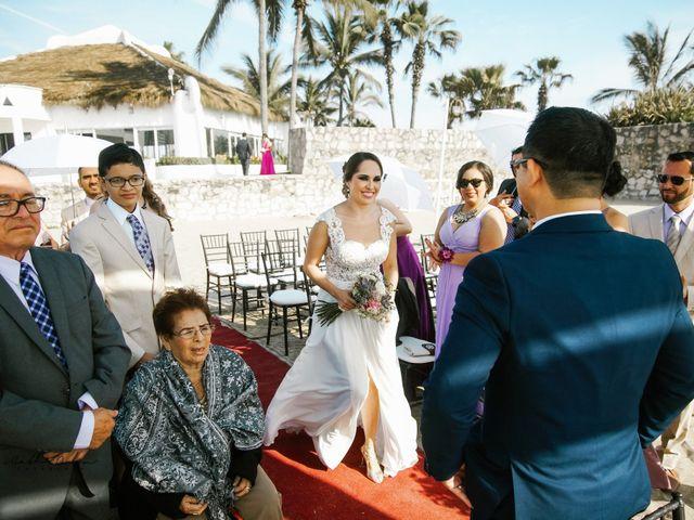 La boda de Ricardo y Lupita en Mazatlán, Sinaloa 32