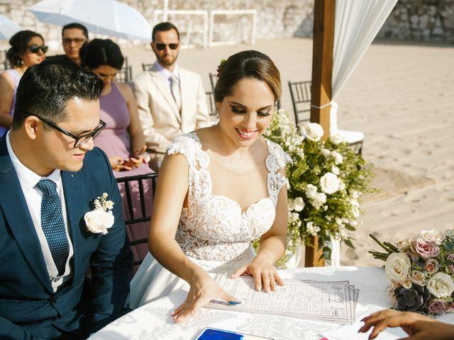 La boda de Ricardo y Lupita en Mazatlán, Sinaloa 33