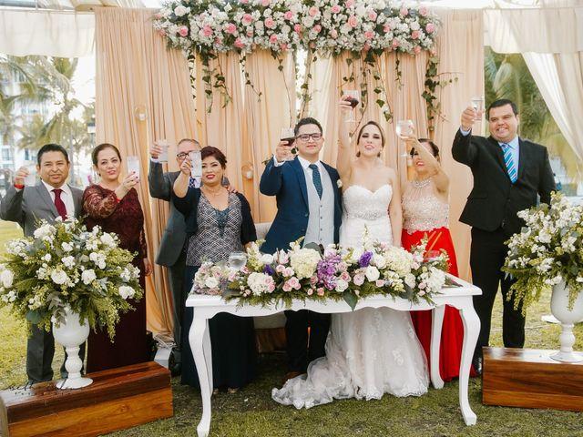 La boda de Ricardo y Lupita en Mazatlán, Sinaloa 45