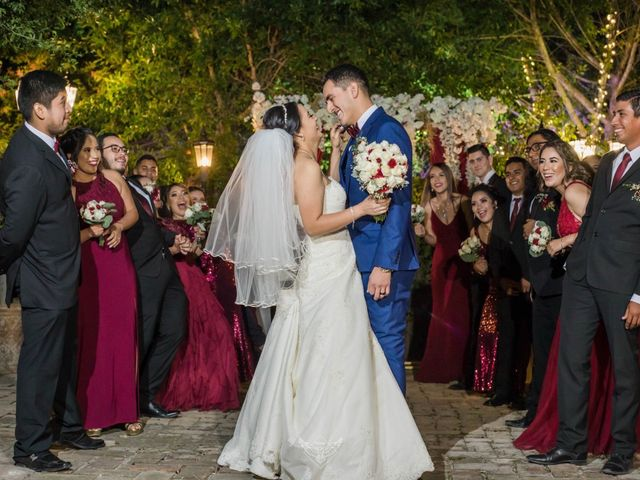 La boda de Sol y Caleb
