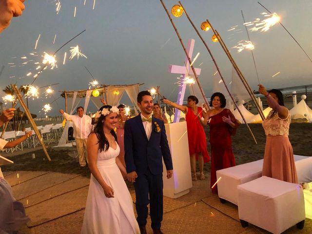 La boda de Rafael y Alejandra