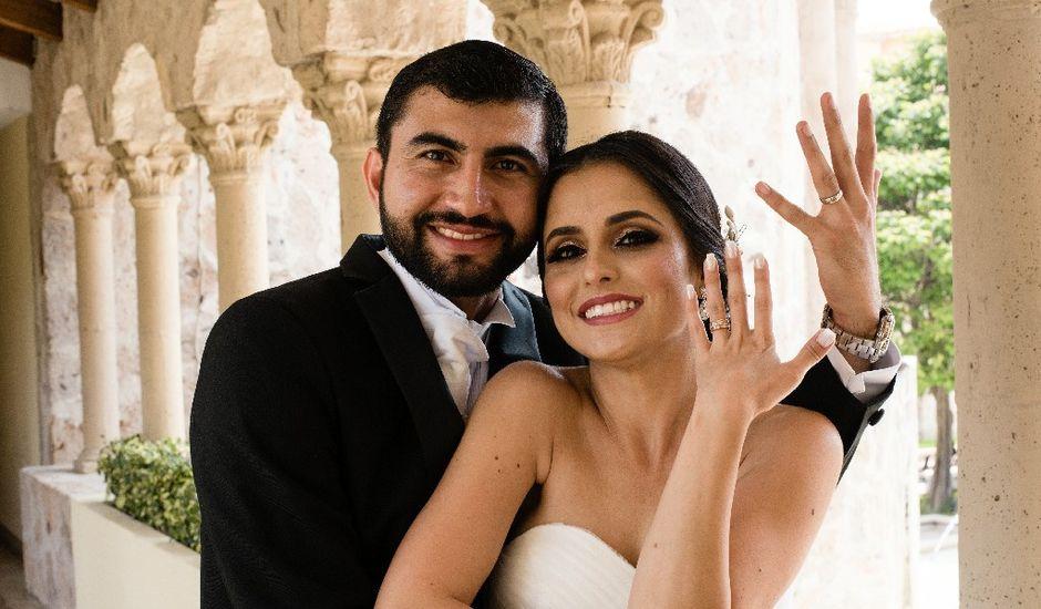 La boda de Nacho y Fer en Aguascalientes, Aguascalientes